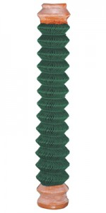 Ciclónica Forro PVC Verde